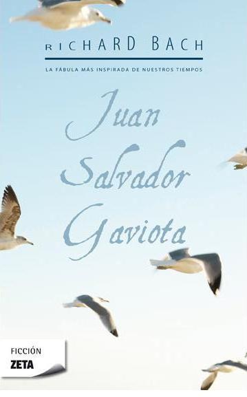 Juan-Salvador-Gaviota-de-Richard-Bach