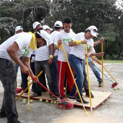 Team Building Jorge Palacios